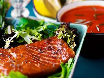 Поможет похудеть вкусная еда