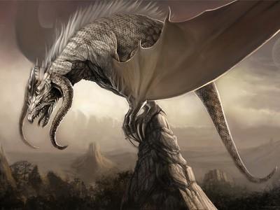 Крылатые драконы