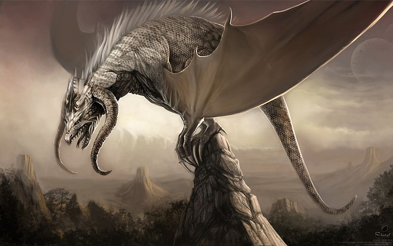 Драконы существовали на самом деле?