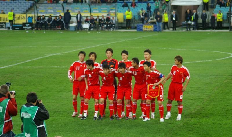 Бекхэм верит в китайскую футбольную сборную