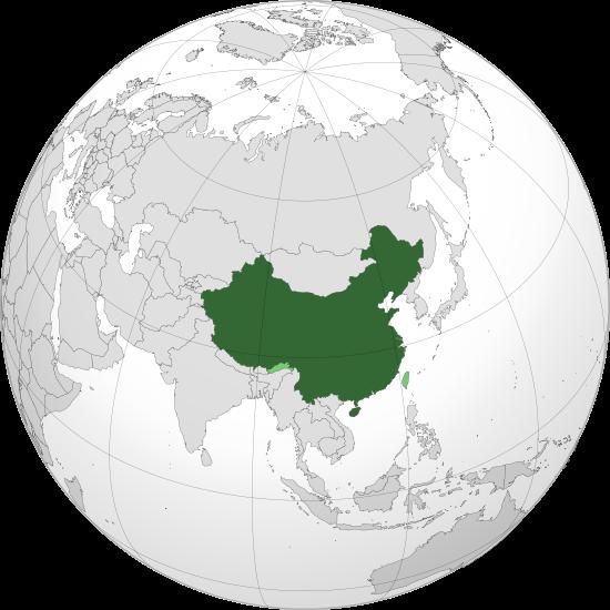 Китай скупает весь мир