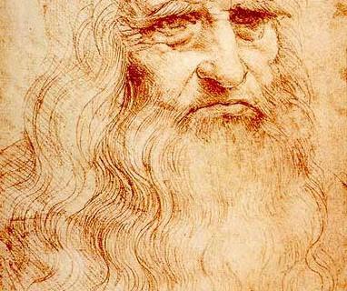 Автопортрет Леонардо да Винчи переживет планету