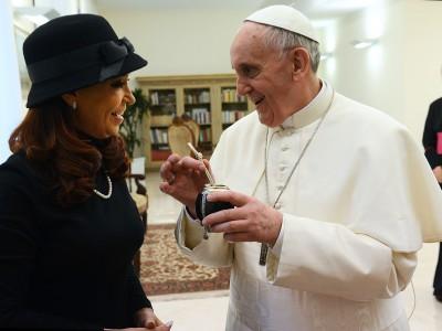 Против наркотиков выступил Папа Римский Франциск