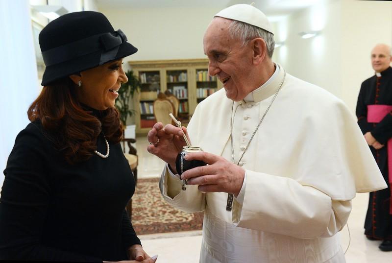 Папа Франциск против наркотиков