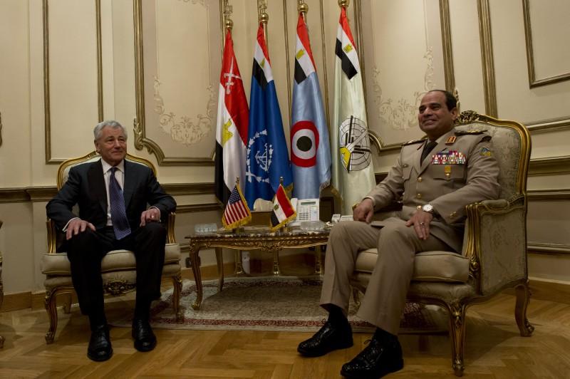 Новый президент Египта