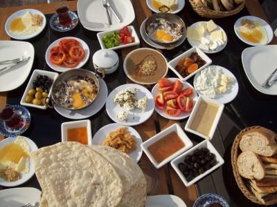 Завтрак полезен для пищеварения