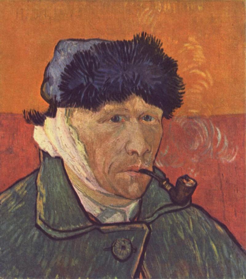 Люди увидят, каким было ухо Ван Гога