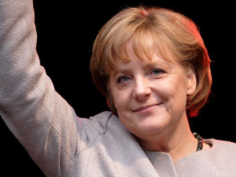 Ангеле Меркель защитили телефон