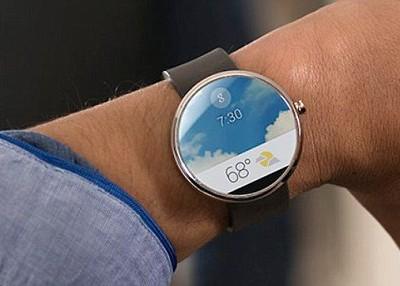 Дизайн iWatch скопирован с Moto 360