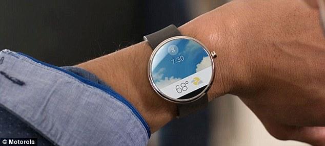 Apple копирует Motorola