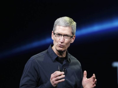 iOS 8 — новая мобильная платформа от Apple , которую представил Тим Кук