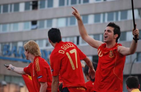 «Арсенал» отказался подписывать Сеска Фабрегаса
