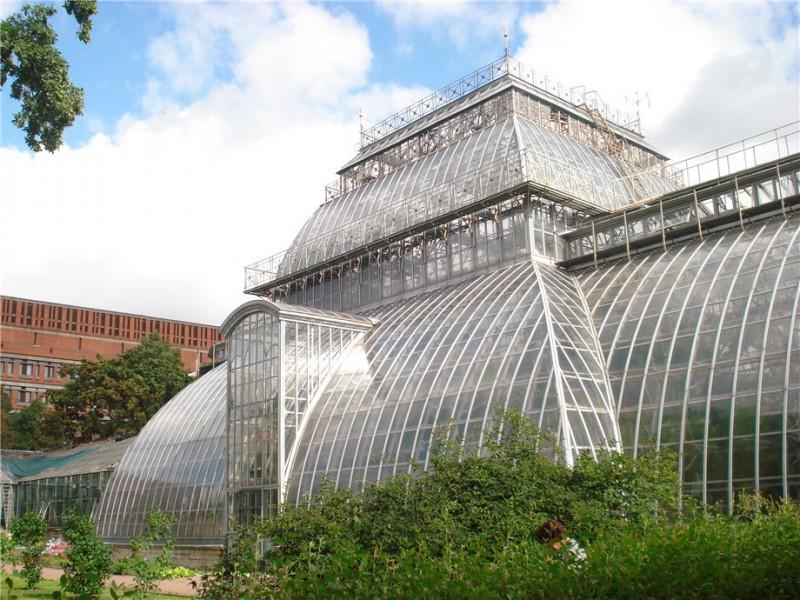 Ботанический сад получил бесплатный Wi-Fi