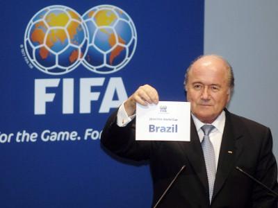Чемпионату мира по футболу 2014 быть!