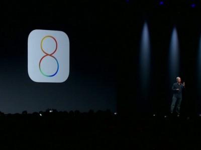 Особенности iOS 8 от Apple