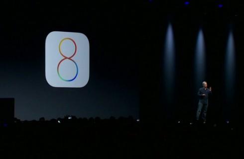 Ключевые особенности iOS 8