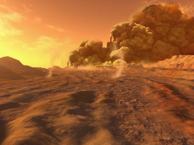 Земля может стать вторым Марсом