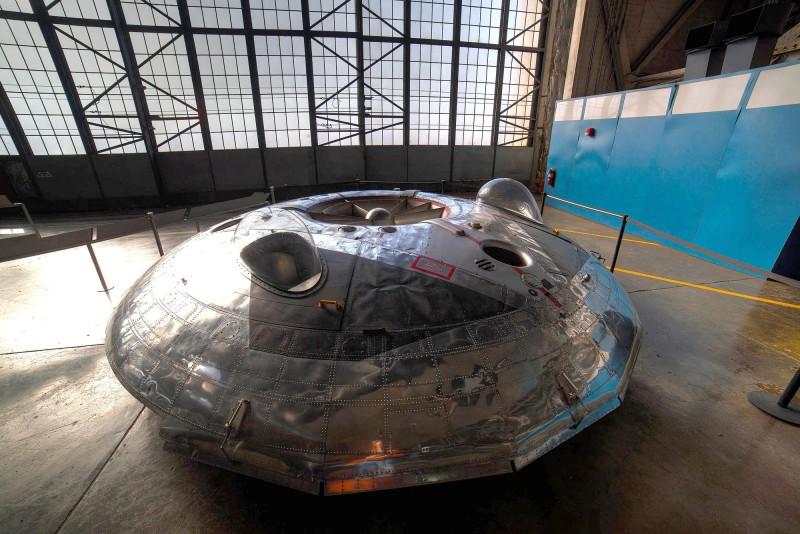 NASA провели испытание новой «летающей тарелки»