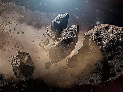Астероид для высадки