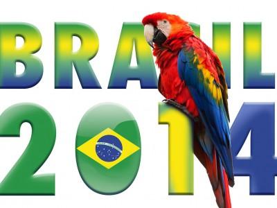 Игроки Бразилии могут выиграть Чемпионат мира по футболу 2014