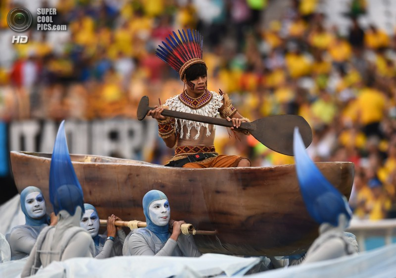 Чем запомнится церемония открытия Чемпионата мира по футболу