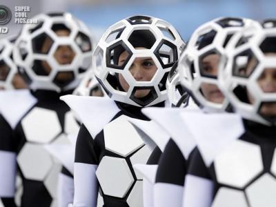 Церемония открытия Чемпионата мира по футболу 2014