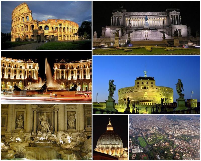 Обзорная экскурсия по Риму для русскоговорящих туристов