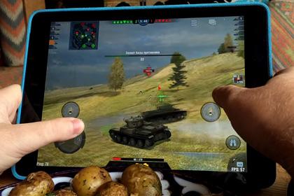 World of Tanks вышла для устройств компании Apple