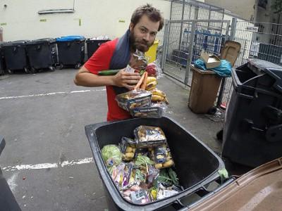 Отходы ресторанов в большинстве своем пригоды в пищу, а качество продуктов выше, чем в супермаркетах