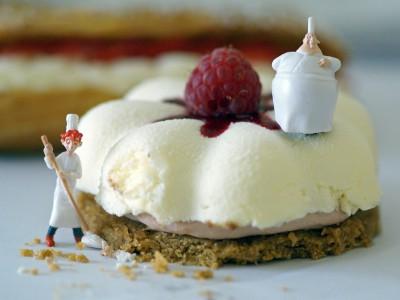 Десерт Рататуй во Франции