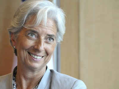 Экономическая ситуация в мире нестабильна заявила Кристин Лагард