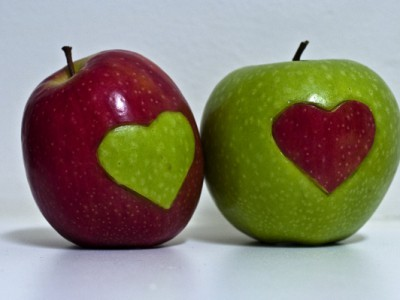 Залог хорошего секса-яблоки