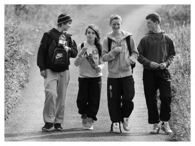 Современные подростки