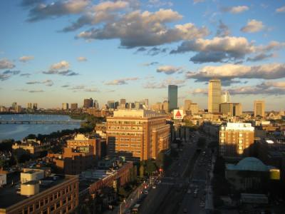 Скамейка в парке Бостона получит солнечные батареи