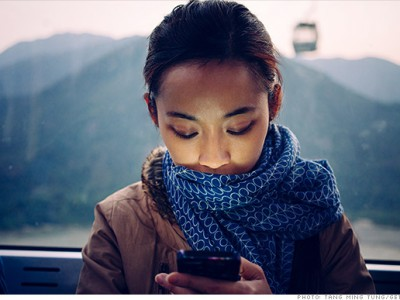 IPhone шпионит за пользователями