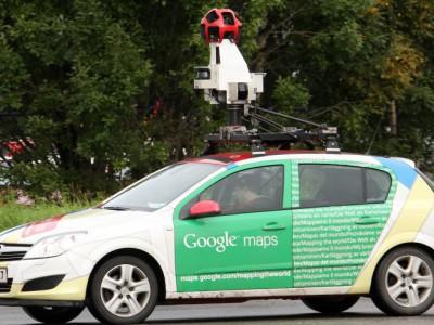 Мониторинг воздуха  Google