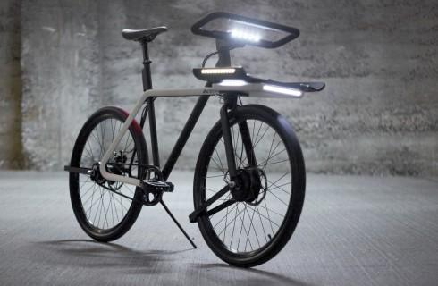 Велосипед, способный перенести в будущее