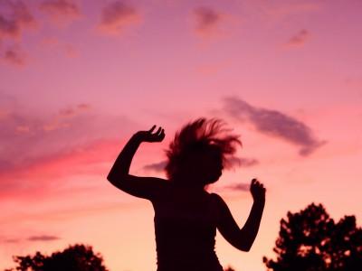 Танцы на рассвете