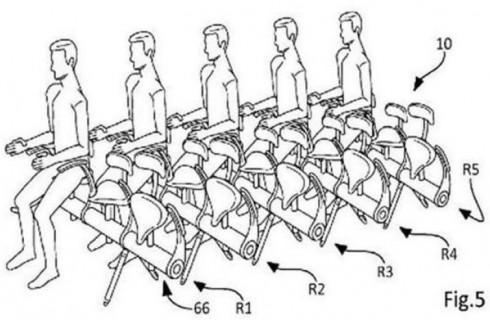 Airbus посадит всех на велосипед
