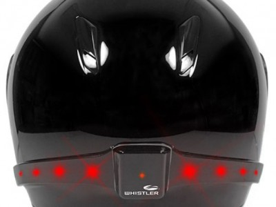 Шлем для мотоциклиста Whistler WHL-80 Helmet Safety Light