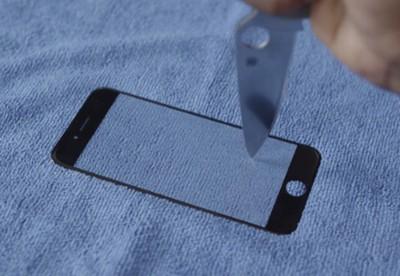 Новый iPhone 6 с сапфировым стеклом