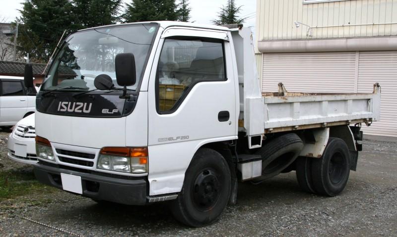 Isuzu: лучшие грузовые автомобили и не только
