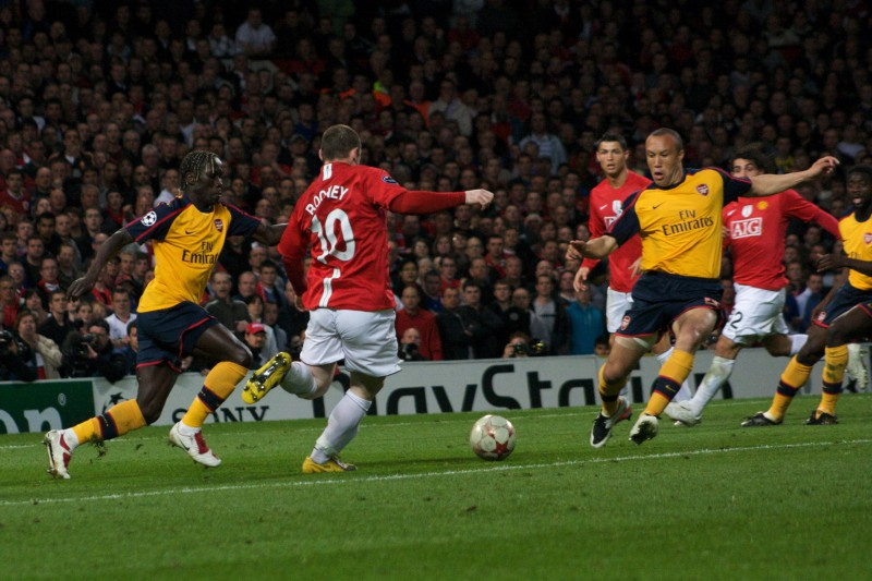 Nike продолжает борьбу за «Манчестер Юнайтед»