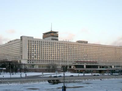 Отели Москвы