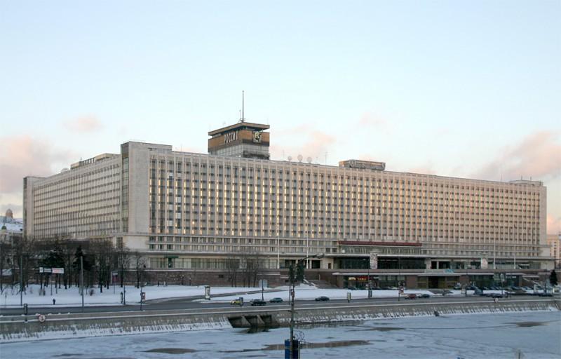 Сервис в отелях Москвы