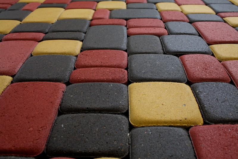 Тротуарная плитка становится все более популярной