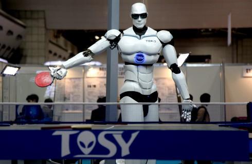 Великобритания выпустит роботов будущего на публику