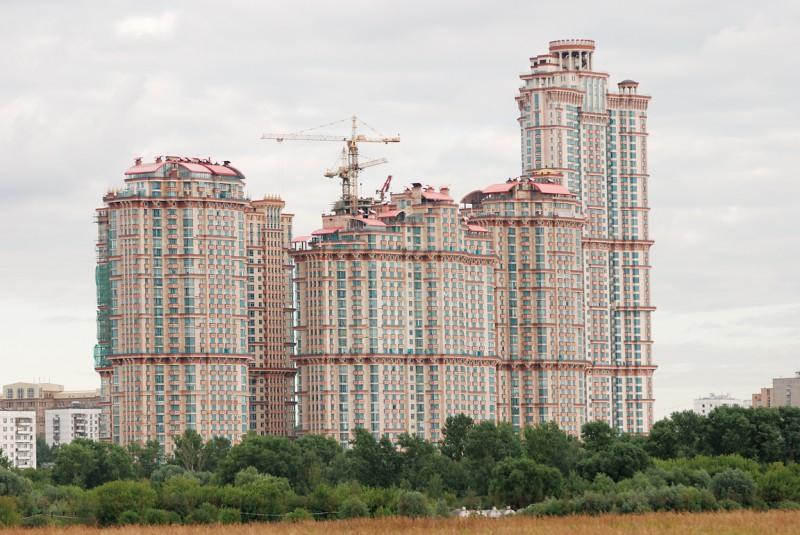 Самые дорогие новостройки Москвы