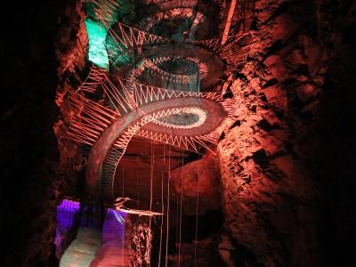 Подземный батут «Bounce Below»