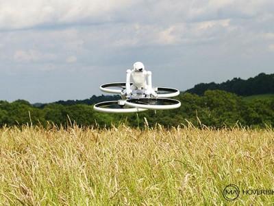 Летающие автомобили- Прототип Malloy